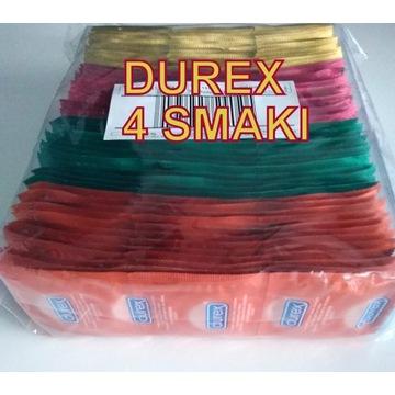 Durex 4 smaki 1,20zł x144=172zł