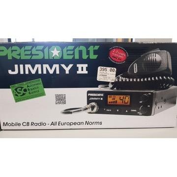 CB RADIO PRESIDENT JIMMY II