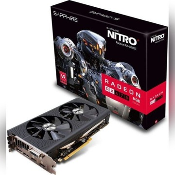 Karta Graficzna Sapphire RX470 Nitro+ 8GB