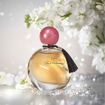 Avon Far Away,woda perfumowana dla kobiet 50ml