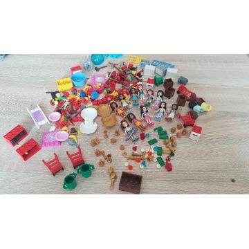 Lego mega mix kg Akcesoria Friends Minifigures