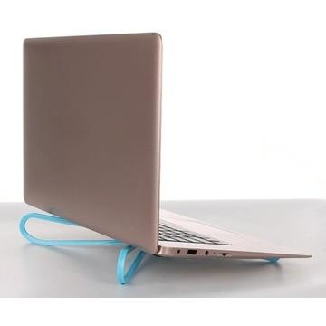 Podstawka pod laptopa przenośna BIAŁA