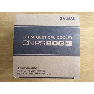 Wentylator Zalman Cooler CNPS 80G