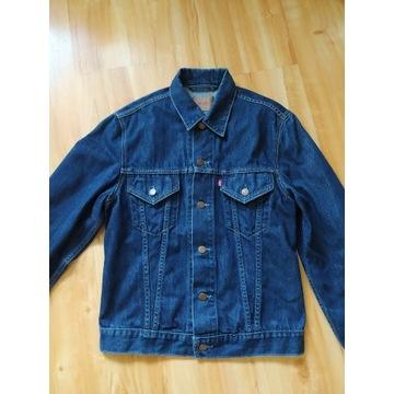 *Kurtka jeans katana Levi's męska, L, TANIO*