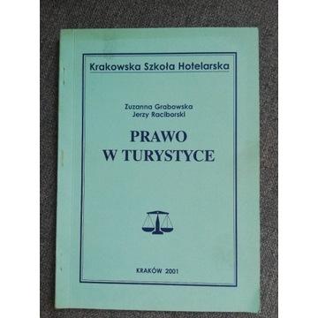 PRAWO W TURYSTYCE Z.Grabowska, J.Raciborki