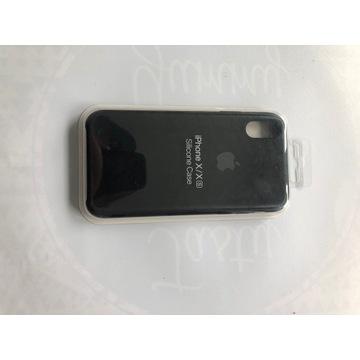 Etui case iPhone X XS nowe silikonowe