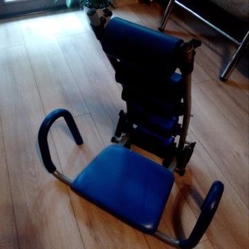 Krzesełko do ćwiczeń.