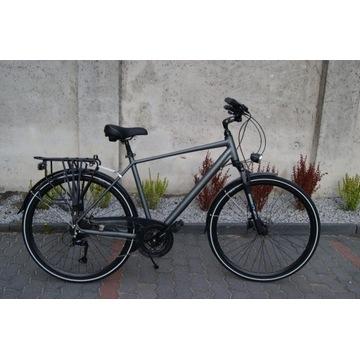 NOWY alu rower trekking TANDER 28'' koła TARCZE