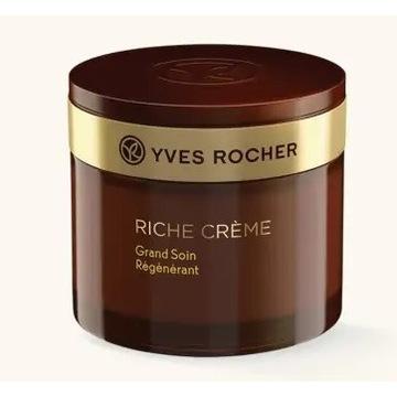 Yves Rocher Przeciwzmarszczkowy krem regenerujący