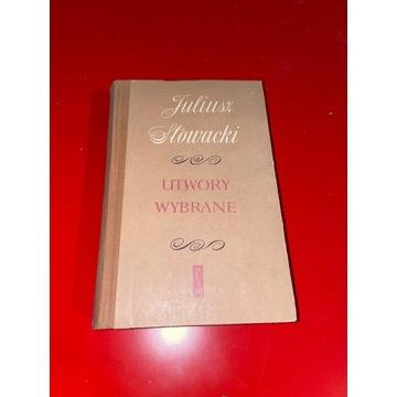 Wybrane utwory Juliusza Słowackiego