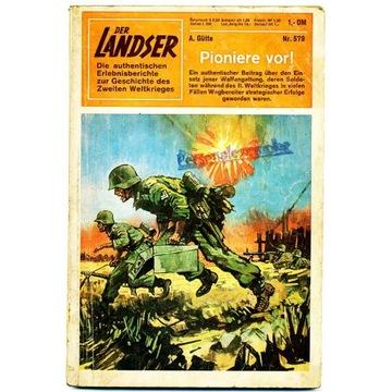 Der Landser  - Pioniere vor!