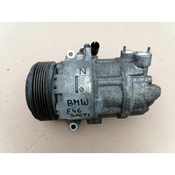 Bmw E46 316 n42 Spreżarka Klimatyzacji
