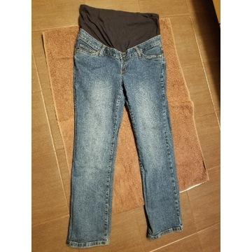 Spodnie ciążowe - dżinsy r.42
