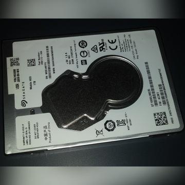 Dysk HDD Seagate 1TB 2,5 7mm ST1000LM035