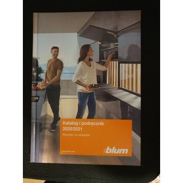 Katalog produktów Blum 2020/2021