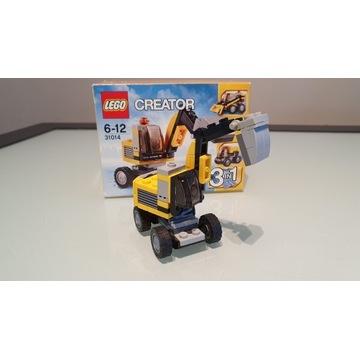 Lego Creator 3w1 31014