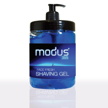 SHAVING GEL - Żel do golenia barberski 1000ML