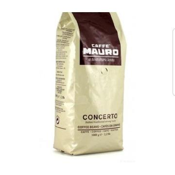 Kawa ziarnista 1 kg Caffe Mauro Concerto