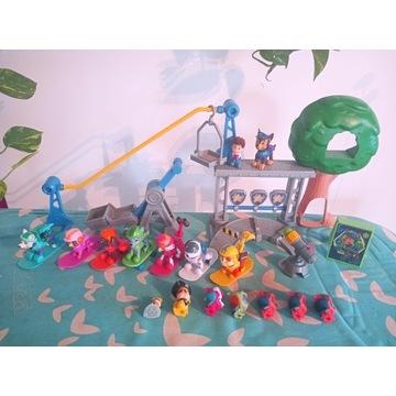 Psi patrol zestaw figurki