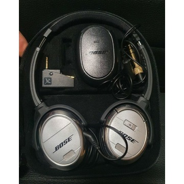 Słuchawki Bose Quiet Comfort 3