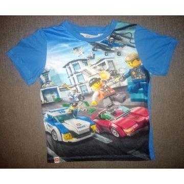 T-shirt H &M LEGO CITY 104