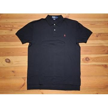 Polo Ralph Lauren czarna koszulka L