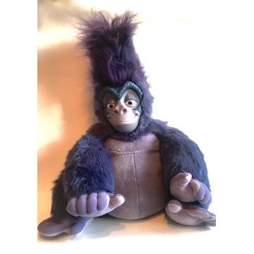Maskotka kolekcjonerska Tarzan małpa goryl Disney