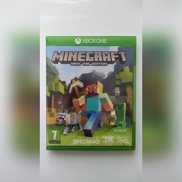 Minecraft Xbox One edition stan bdb