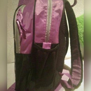 Plecak z kotem