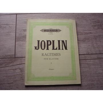 Joplin - Ragtimes I