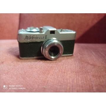 Aparat Fotograficzny Mikroma II