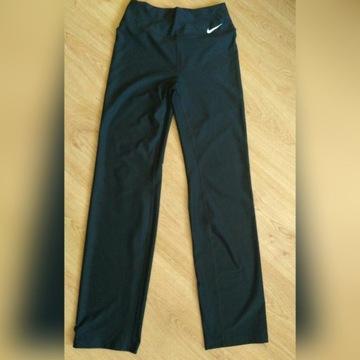 Nike damskie spodnie siłownia fitness S