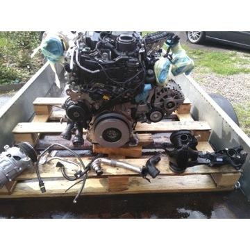 Silnik Mercedes-Benz W213 654920 Uszkodzony