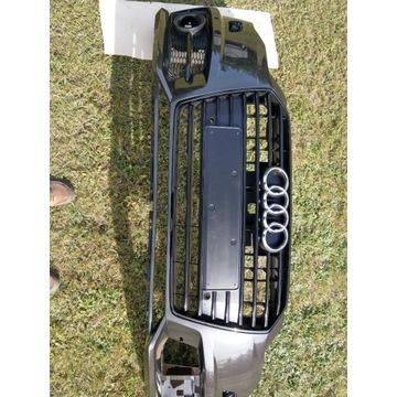 Zderzak Audi A6 C7 lift, zderzak A6 C6, listwa Q5