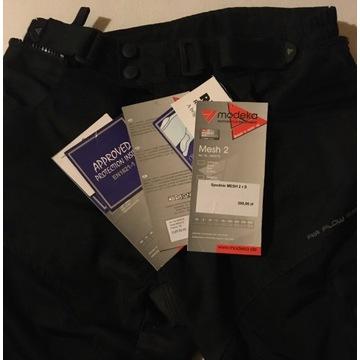 Spodnie męskie MODEKA MESH 2
