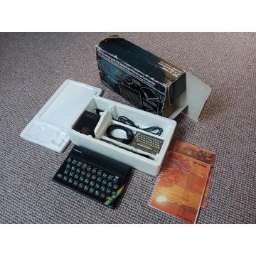 Sinclair ZX Spectrum 48kB w pudełku, BOX