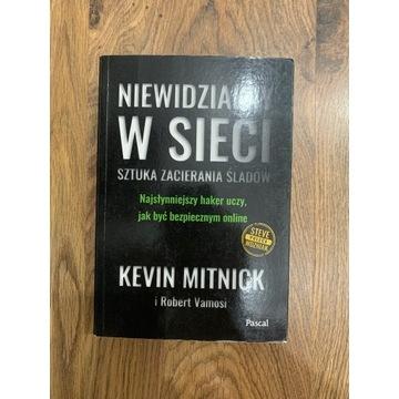 Niewidzialny w sieci Kevin Mitnick