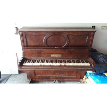 Pianino J. Hauschulz Antyk