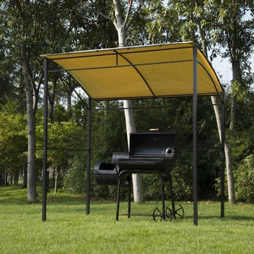 Gazebo pawilon grillowy 215x150x180/220cm
