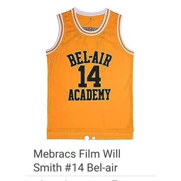 Koszulka  Will Smith #14 Bel-air  Basketball