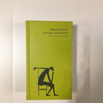 """Franz Kafka """"Opowieści i przypowieści"""""""