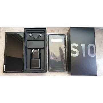 Samsung Galaxy S10 (SM-G973F) 128GB. Prism Black