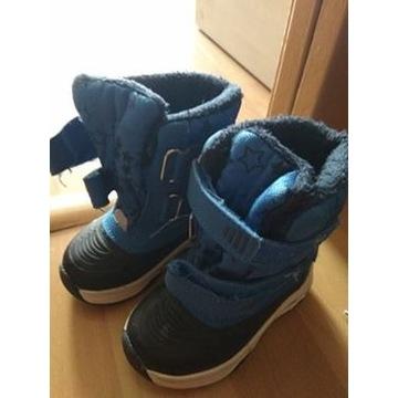 buty zimowa dziecięce