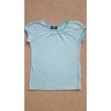 H&M koszulka rozm. 98-104