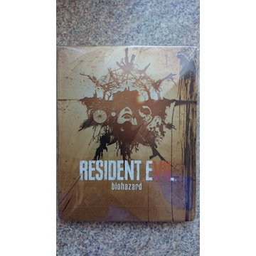steelbook resident evil 7 ps4