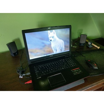 Laptop MSI GP72 Leopard Pro