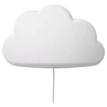 Lampa ścienna LED, chmura biały Ikea