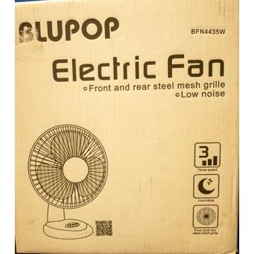 NOWY Wentylator Elektryczny BluPop - BFN4435W