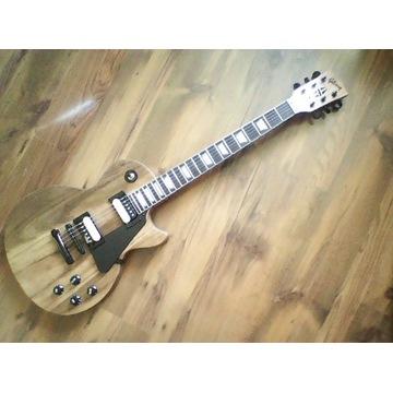 Gitara LES PAUL nie GIBSON - humbuckery WILKINSON.