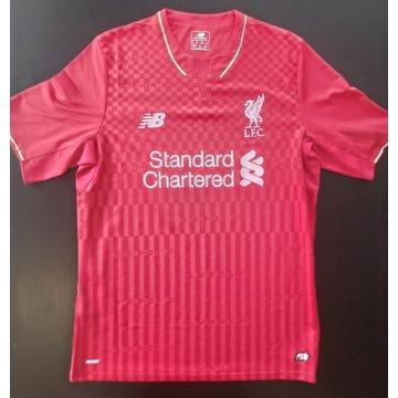 Liverpool fc 2015/16 new balance domowa rozmiar M
